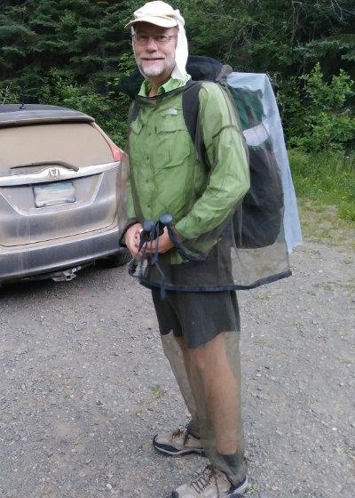 mosquito suit