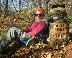 kehly ice age trail thru-hike