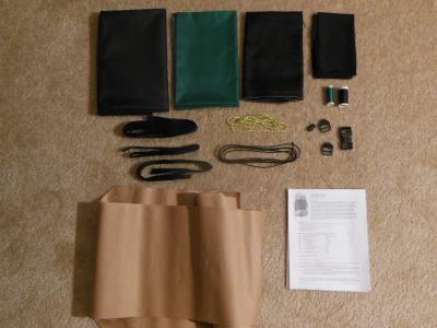 MYOG pack materials