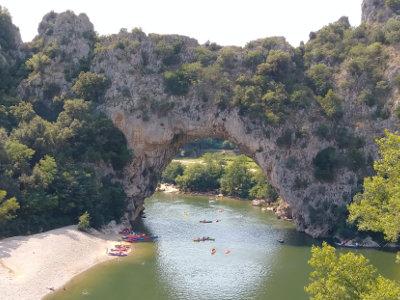 Pont d Arc