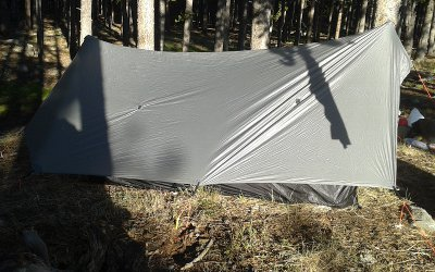 bear paw shelter side view
