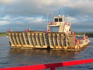 Merrimac Ferry