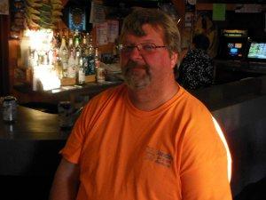 Gator Janda's bartender