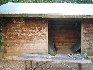 Kettle Moraine Shelter #2