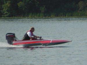 Waupaca Speedboat