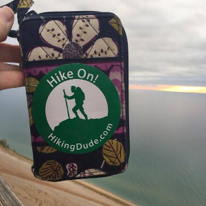 Hiking Purse