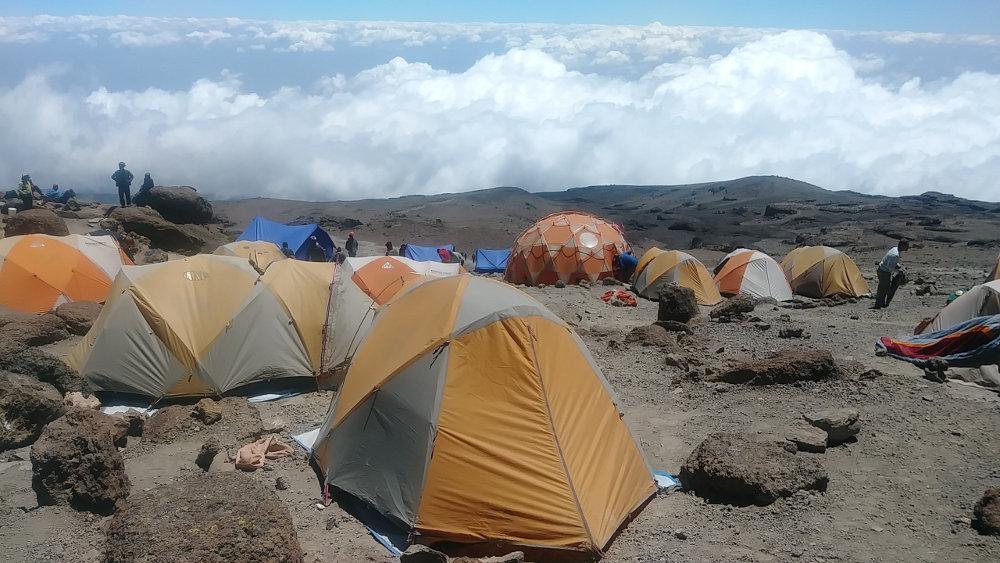 Kilimanjaro Barafu Camp