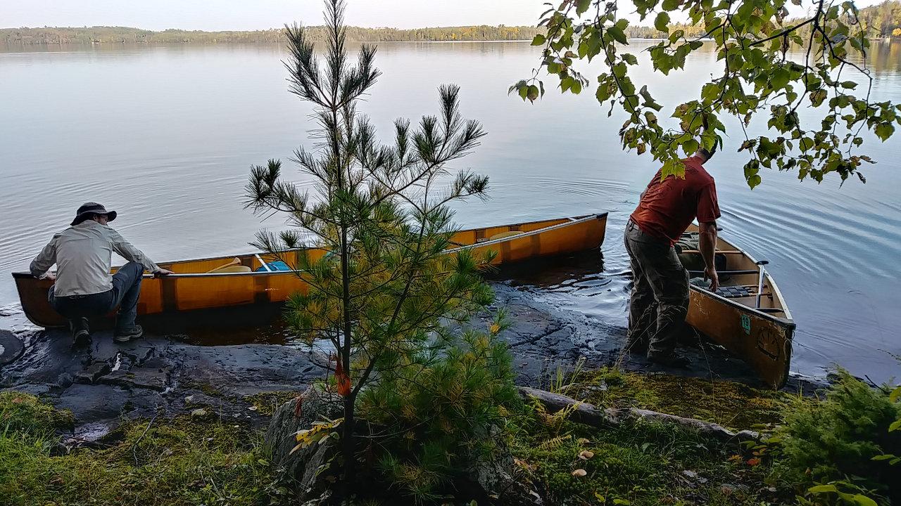 2019 BWCA Canoe Trip