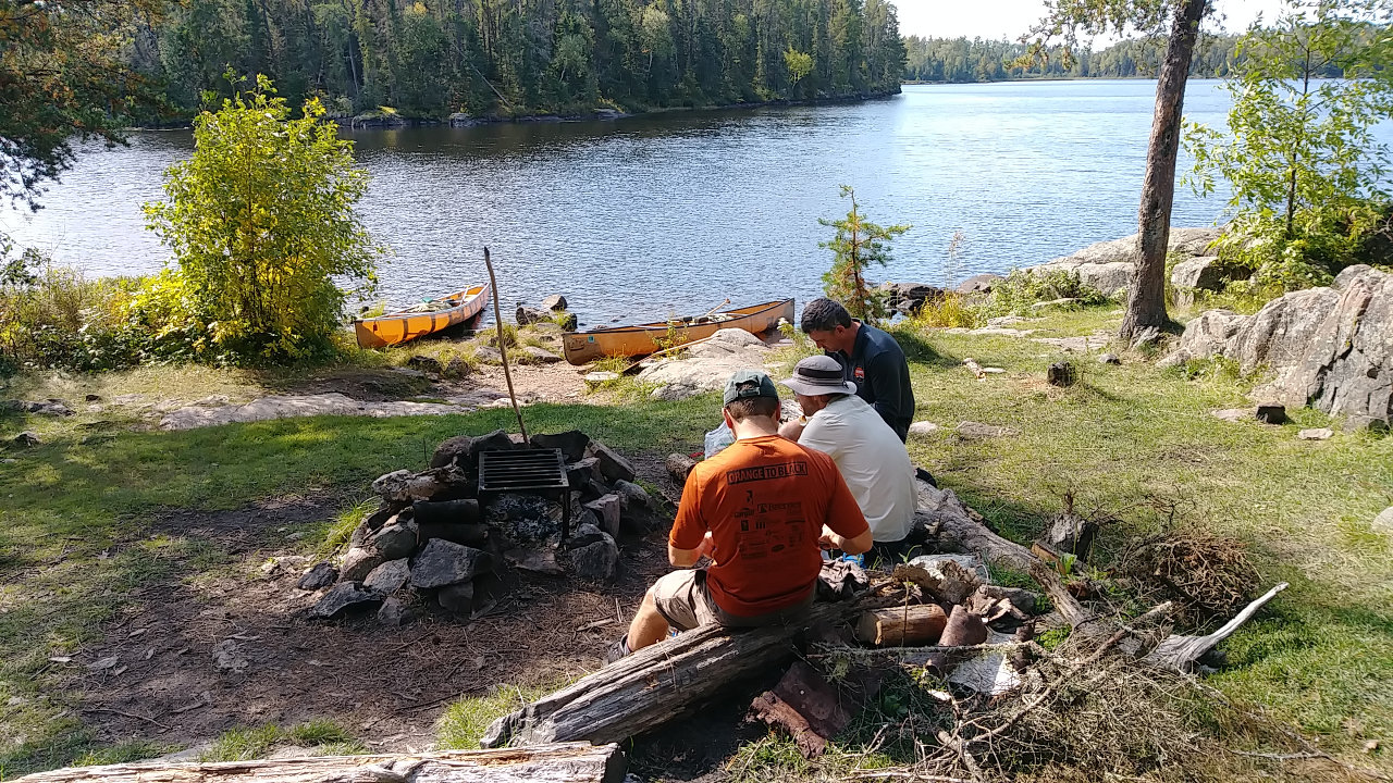 BWCA Lunch Break