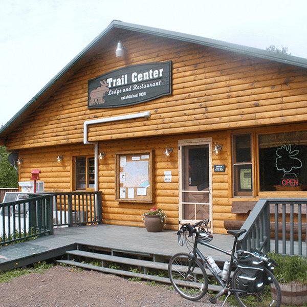 BWCA Trail Center Lodge