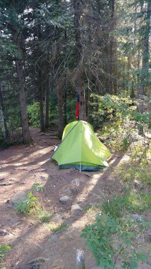 Alder Lake Camp BWCA