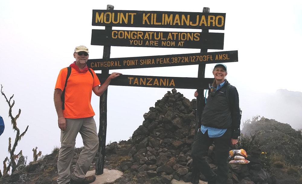 Kilimanjaro Cathedral Point