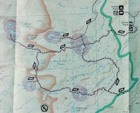 Circle Park Bighorn Mountains