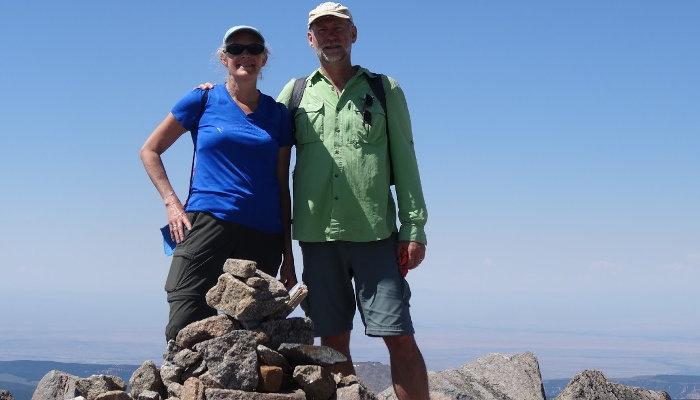 Cloud Peak Wilderness Backpacking