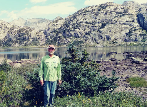Cook Lakes Wind River