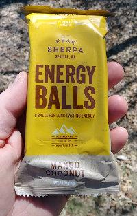 Peak Sherpa Tsampa Trail Snack