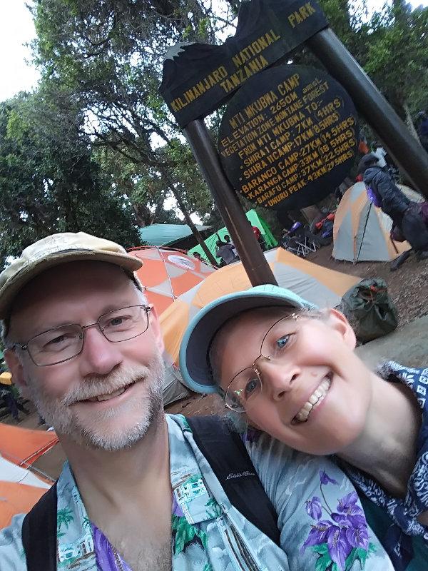Kilimanjaro Mki Mkubwa Camp