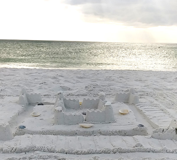 Florida Sandcastle