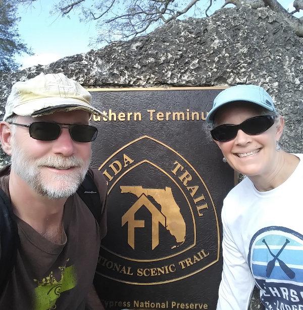Florida Trail Southern Terminus