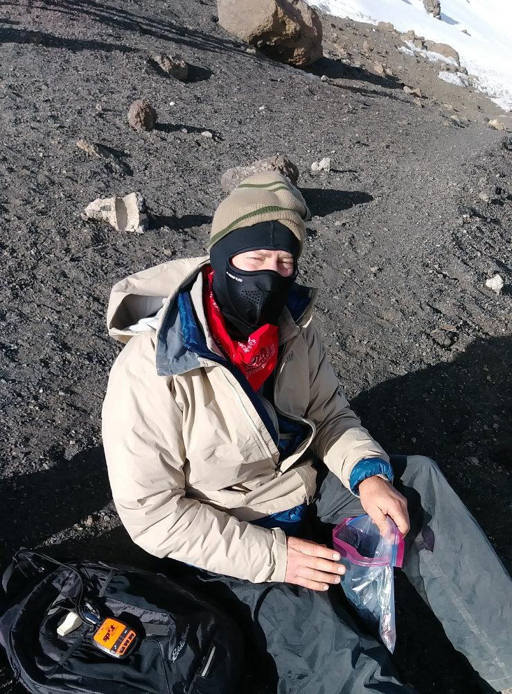 Kilimanjaro Snack