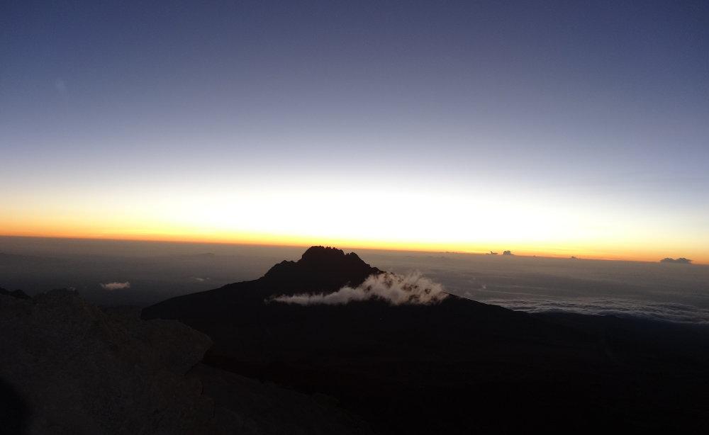 Kilimanjaro Sunrise