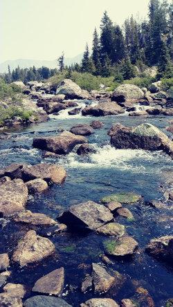Pole Creek Wind River