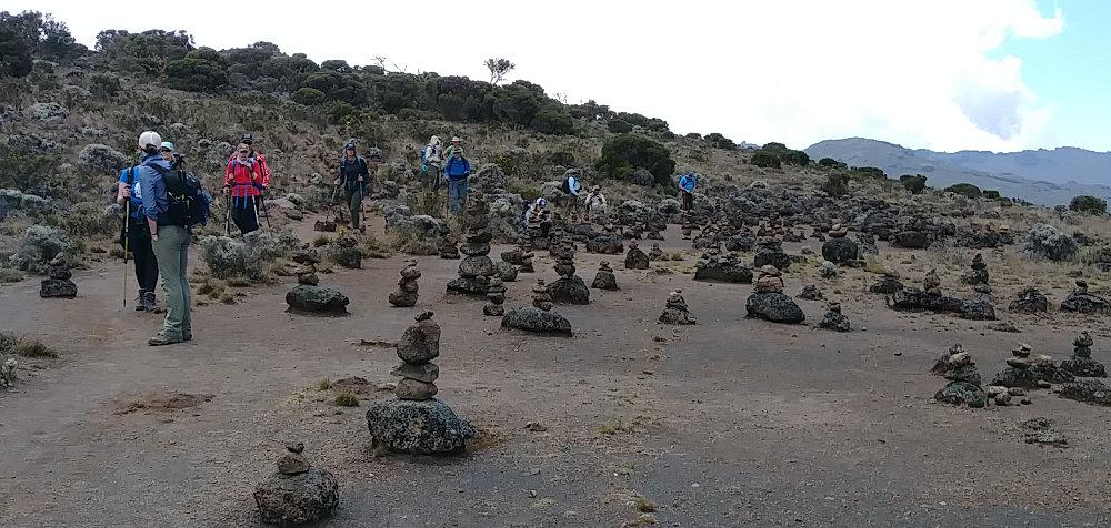 Kilimanjaro Leave No Trace