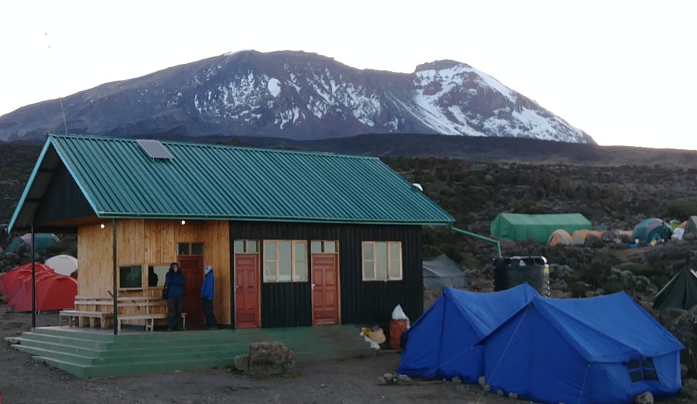 Kilimanjaro Early Morning