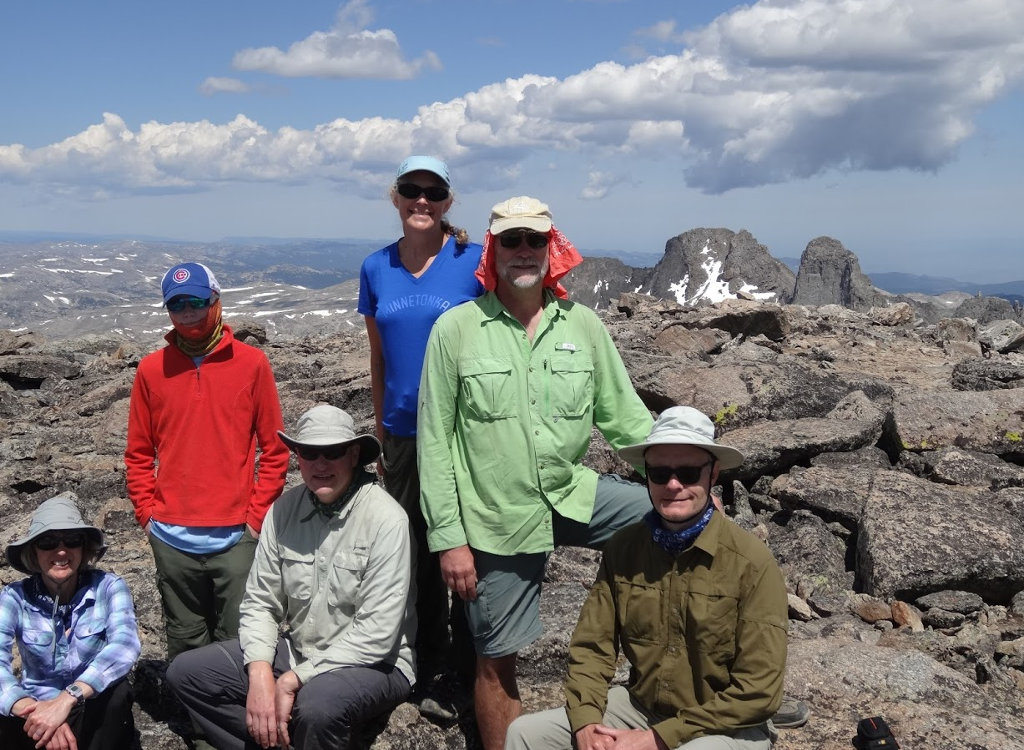 Cloud Peak Summit Photo