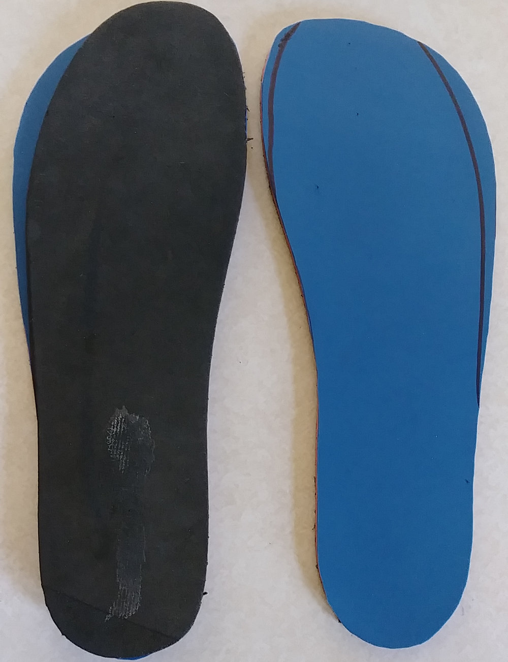 hiking shoe insole replacement